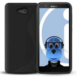 Силиконов калъф S-Line за Sony Xperia E4g