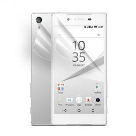 Протектор за дисплей преден и заден за Sony Xperia Z5