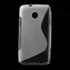 Силиконов калъф S-Line за Huawei Ascend Y330