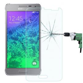 Tempered Glass протектор за дисплей за Samsung Galaxy Alpha G850