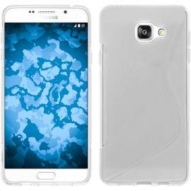 Силиконов калъф S-Line за Samsung Galaxy A3 2016