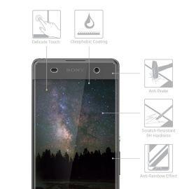 Протектор от закалено стъкло за гърба на Sony Xperia XA