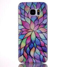 Шарен твърд гръб за Samsung Galaxy S7 Edge