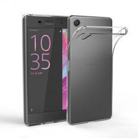 Ултра слим силиконов гръб за Sony Xperia E5