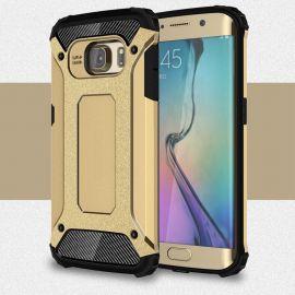 Противоударен калъф Metal Carbon за Samsung Galaxy S6 Edge G925
