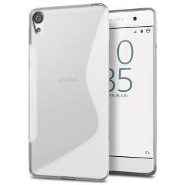 Силиконов калъф S-Line за Sony Xperia E5