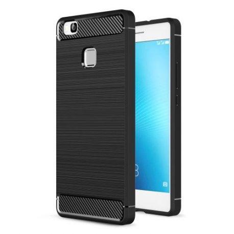 Силикон гръб Carbon за Huawei P9 Lite
