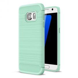 Силикон гръб Carbon за Samsung Galaxy S7