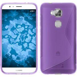 Силиконов калъф S-Line за Huawei G8 / GX8