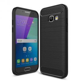 Силикон гръб Carbon за Samsung Galaxy A3 (2017) A320