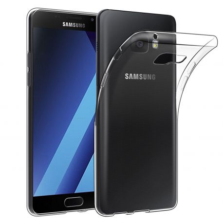Ултра слим силиконов гръб за Samsung Galaxy A3 2017 A320