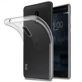 Imak ултра тънък силиконов гръб за Nokia 6