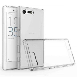 Ултра слим силиконов гръб за Sony Xperia XZ Premium