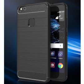 Силикон гръб Carbon за Huawei P10 Lite