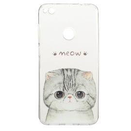 Силиконов гръб шарен за Huawei Honor 8 Lite