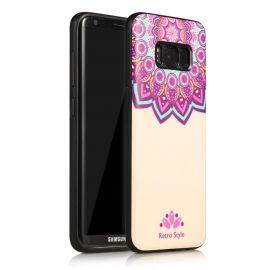 Силиконов гръб шарен за Samsung Galaxy S8+ Plus