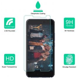 Протектор от закалено стъкло за HTC U11