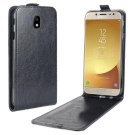 Кожен калъф вертикален флип за Samsung Galaxy J5 2017
