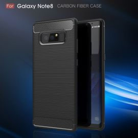 Силикон гръб Carbon за Samsung Galaxy Note 8 N950