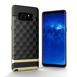Хибриден гръб 3D Hexagon за Samsung Galaxy Note 8 N950