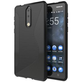 Силиконов калъф S-Line за Nokia 8