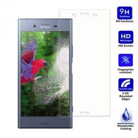 3D Full протектор за целия дисплей от закалено стъкло за Sony Xperia XZ1