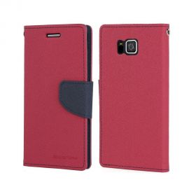 Mercury Fancy Diary кожен калъф за Samsung Galaxy Alpha G850