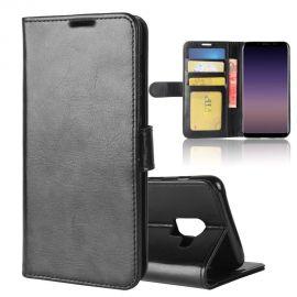 Кожен калъф хоризонтален за Samsung Galaxy A8+ Plus 2018 A730