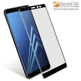 Протектор за целия дисплей от закалено стъкло за Samsung Galaxy A8 2018