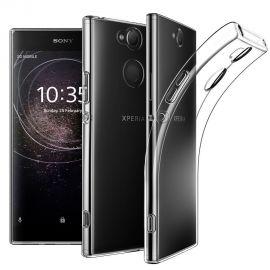 Ултра слим силиконов гръб за Sony Xperia XA2