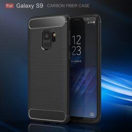 Силикон гръб Carbon за Samsung Galaxy S9