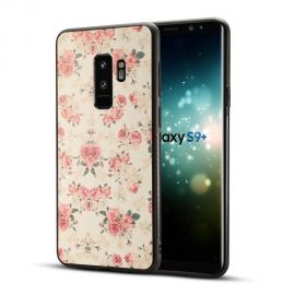 Силиконов гръб шарен за Samsung Galaxy S9+ Plus
