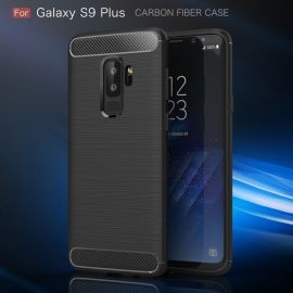 Силикон гръб Carbon за Samsung Galaxy S9+ Plus