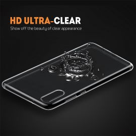 Ултра слим силиконов гръб за Huawei P20