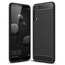 Силикон гръб Carbon за Huawei P20 Pro