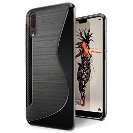 Силиконов калъф S-Line за Huawei P20
