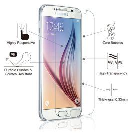 Протектор от закалено стъкло за Samsung Galaxy S6 G920