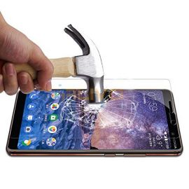 Протектор от закалено стъкло за дисплей за Nokia 7 Plus