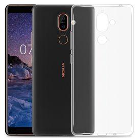 Ултра слим силиконов гръб за Nokia 7 Plus