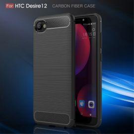Силикон гръб Carbon за HTC Desire 12