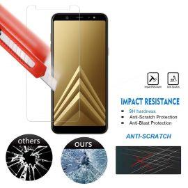 Протектор от закалено стъкло за Samsung Galaxy A6+ Plus 2018
