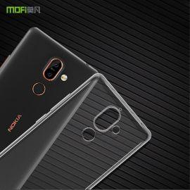 Mofi ултра тънък силиконов гръб за Nokia 7 Plus