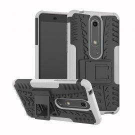 Хибриден PC гръб с kick-stand стойка за Nokia 6.1 / 6 (2018)