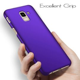 Тънък твърд гръб за Samsung Galaxy J6