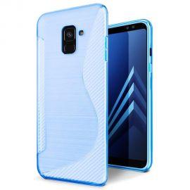 Силиконов калъф S-Line за Samsung Galaxy A6 2018