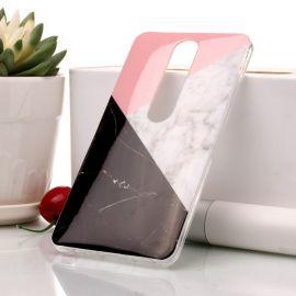 Силиконов гръб шарен за Nokia 6.1 (2018)