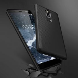 Релефен TPU кейс за Nokia 5.1 (2018)