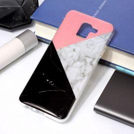 Силиконов гръб шарен за Samsung Galaxy J6 (2018)