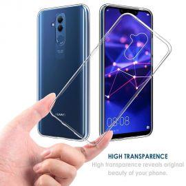 Ултра слим силиконов гръб за Huawei Mate 20 Lite