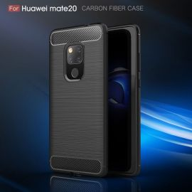 Силикон гръб Carbon за Huawei Mate 20